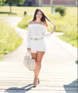 Look of the day-Summer White