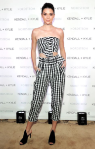 Kendall & Kylie checkered Pants Teen style trend for summer