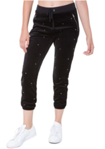 embellished track pants